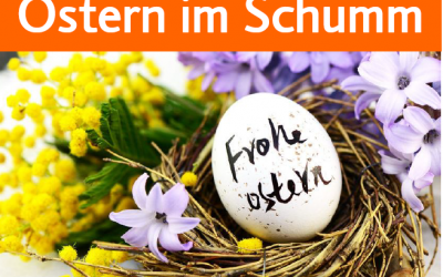 Ostern im Schumm – Unser Ostermenü für Sie!