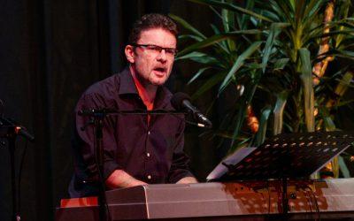 Liedermacher Chris Jäger im Schumm Forum am Samstag, 21.09.2019 um 20.00 Uhr